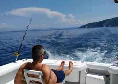 Exkluzív horgász túra 4-6 fő részére