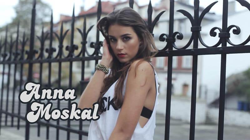 Ania Moskal - Portret Video