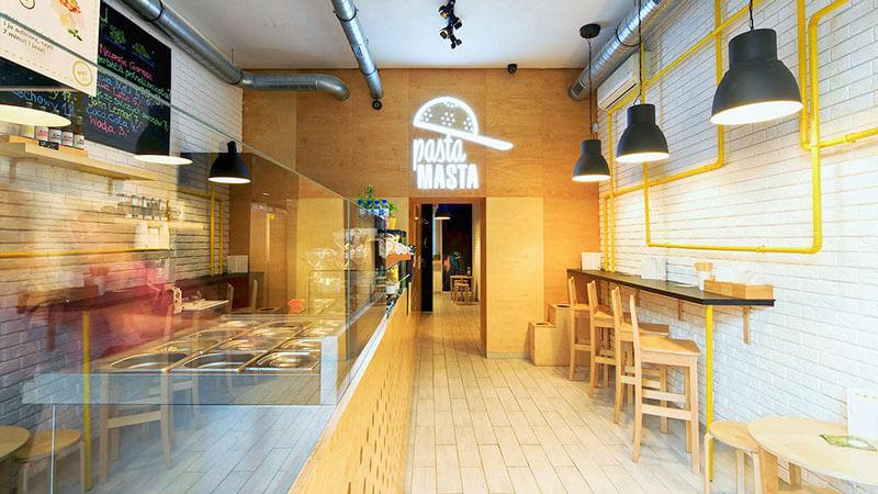 Restauracja Pasta Masta