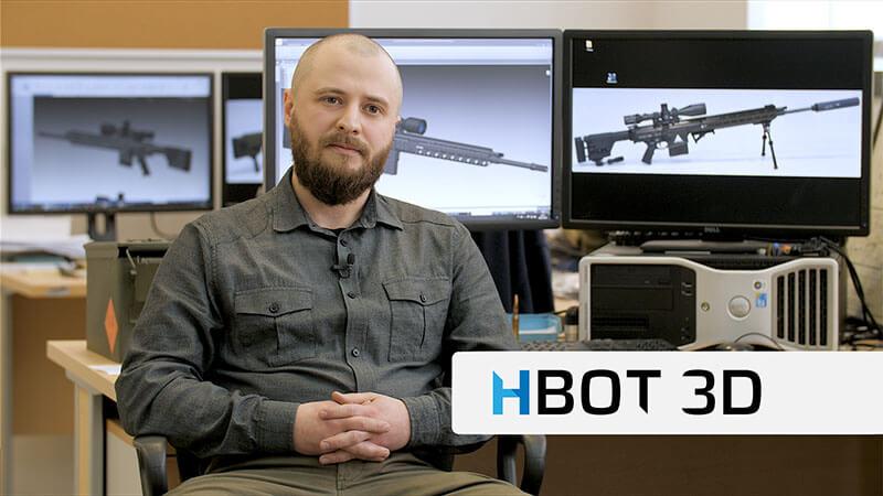 HBOT 3D dla Zakłady Mechaniczne Tarnów S.A.