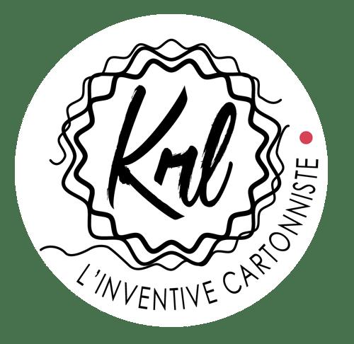 KRL : l'inventive cartonniste