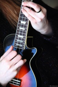 Now I want a Ukulele as well. Seems to be a good alternative to my Guitar which is too big to bring here...