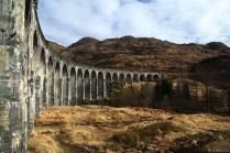Glenfinnan, das Hogwarts - express Viadcut