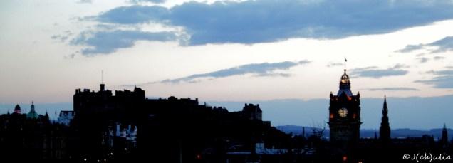 Castle Hill at dawn