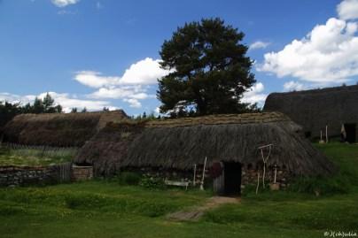 Das Highland-Folk Museum in Newtonmore