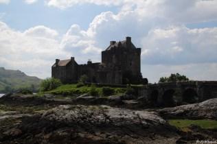 Eilean Donan Castle!