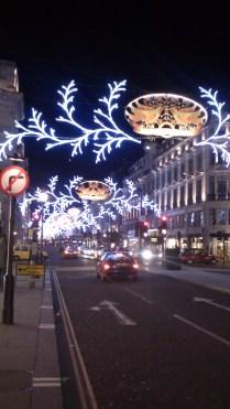 London im Weihnachtsglanz