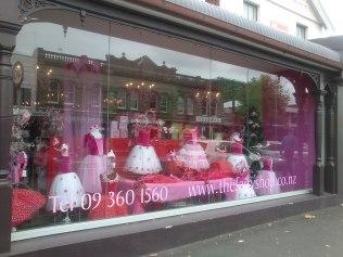 a girl's dream? The Fairy shop