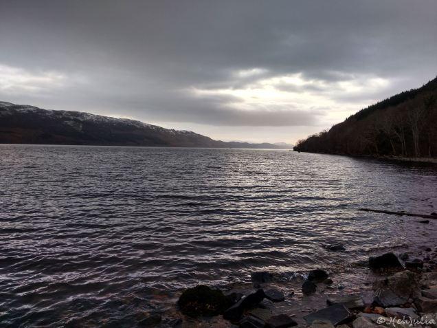 Loch Ness finde ich immernoch überbewertet