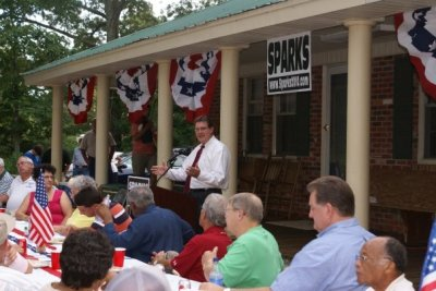 Ron Sparks running for Governor of Alabama