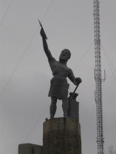 Vulcan in Birmingham