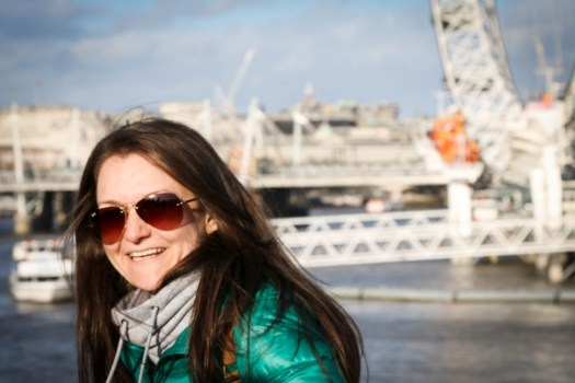 Petya, my work friend and walking tour guide