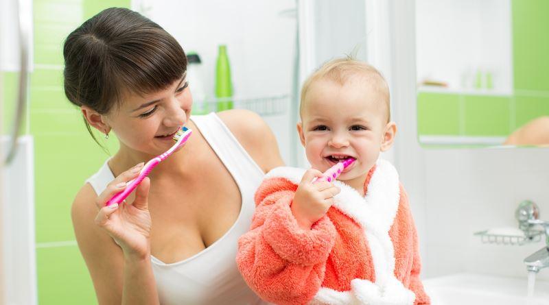 У 2 летнего ребенка запах изо рта
