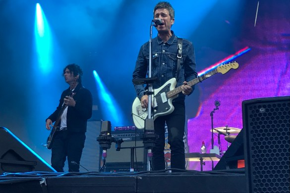 Noel Gallagher Roi Arthur 2018