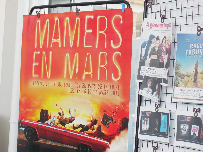L'affiche du festival Mamers en Mars 2019.
