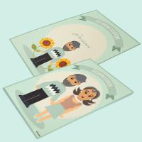 Plakat i kartki na dzień babci i dziadka