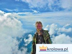 Krzysztof Jędrzejewski Na szczycie góry Atos