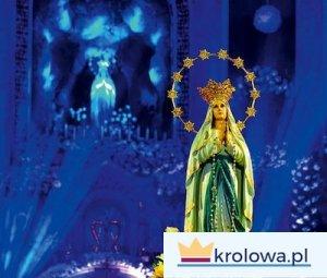 Matka Boża w Lourdes
