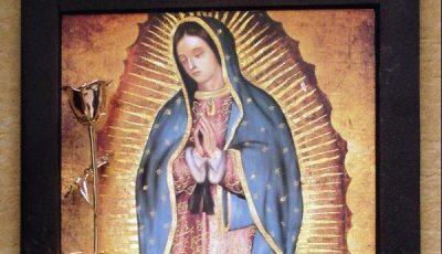 Matka Boża z Gwadalupe 2