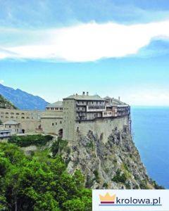 Klasztor na Górze Atos