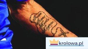 Tatuaż na ręce Drogby