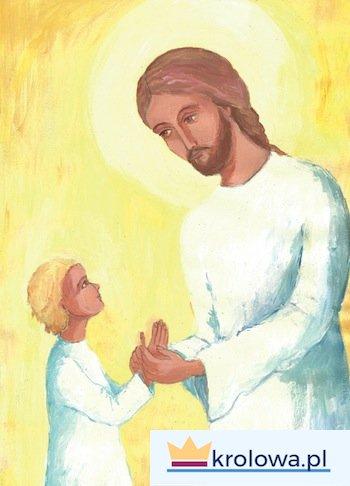 Jezus z dzieckiem