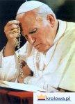 Różaniec naszą modlitwą –Jan Paweł II