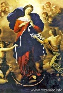 Obraz Maryi rozwiązującej węzły