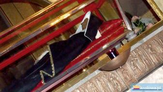 Święta Rita sarkofag