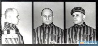 Antoni Kocjan-w Auschwitz