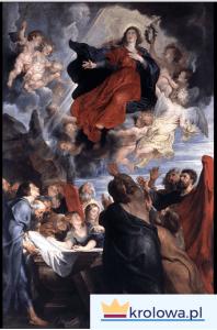 Wniebowzięcie Rubens