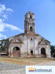 Zniszczony kościółek, Trynidad