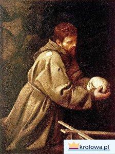 Święty Franciszek na modlitwie