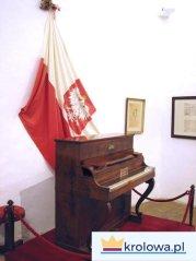 Pianino Chopina w Valldemossie