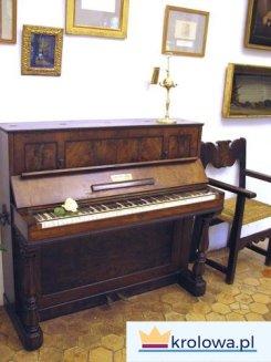 Felerne pianino Chopina w Valldemossie