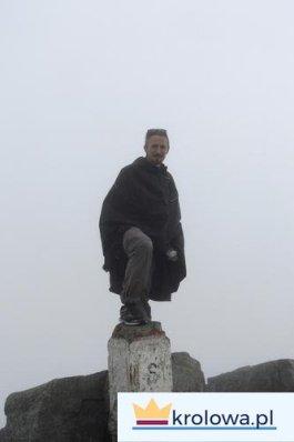 Krzysztof na szczycie