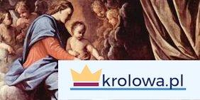Święty Dominik otrzymuje różaniec