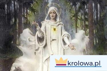 Różańcowe obietnice Maryi