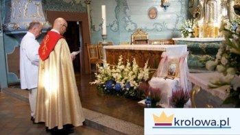 W kościele w Kicinie