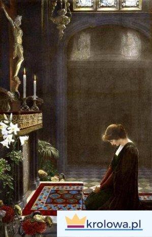 Wytrwałość w modlitwie różańcowej
