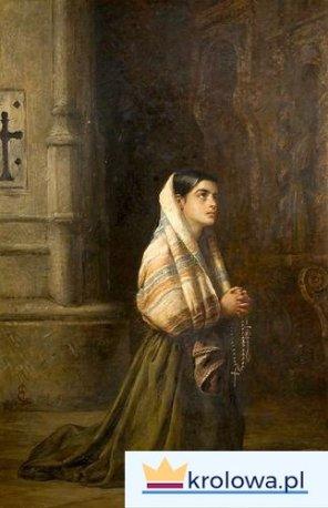 modląca się