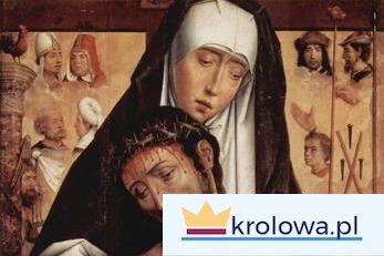 Maryja podtrzymująca ciało Jezusa