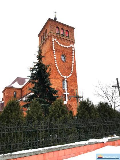 Kościół Wsola różaniec
