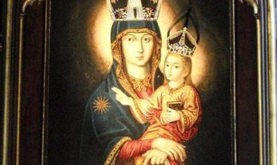 Obraz Matki Bożej Śnieżnej