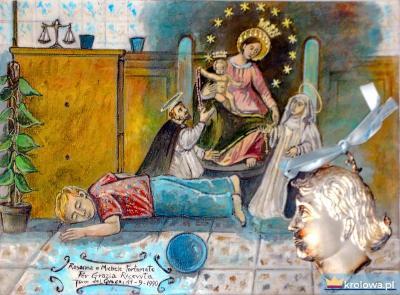 Świadectwa nowenna pompejańska