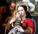Matka Boża w świątyni ukryta…