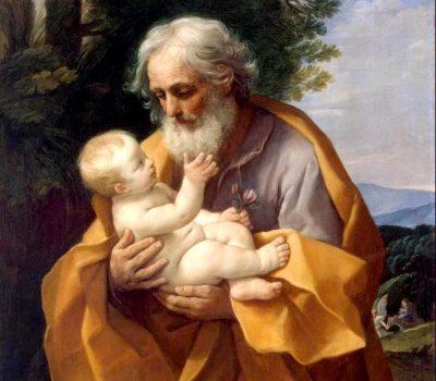 Guido Reni św. Józef