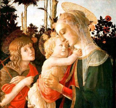 Maryja Botticelli