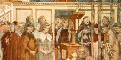 Fresk Giotta