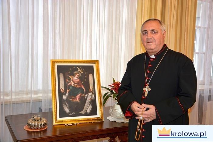 Gdzie ludzie modlą sięna różańcu, tam dzieją sięcuda!  Ks. abp. Salvator Pennacchio, nuncjusz apostolski w Polsce